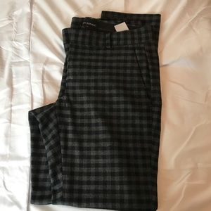 Banana Republic Ryan fit 0P pants super warm